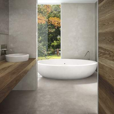 New XXL slab sizes available in best selling concrete and stone effect tile ranges coming soon | Concept Tiles, Designer Floor Porcelain Tiles and Wood Effect Floor Tiles