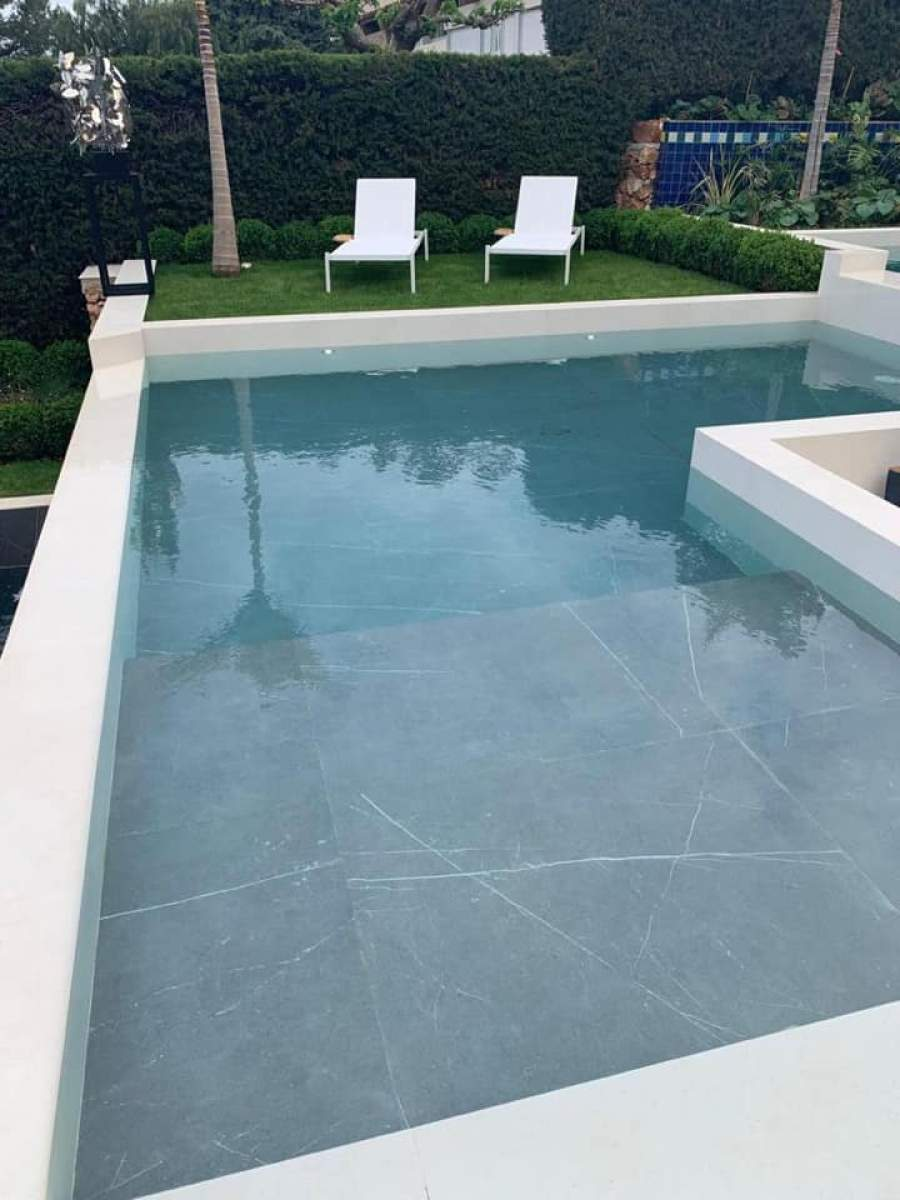 Stone Project Light Swimming Pool