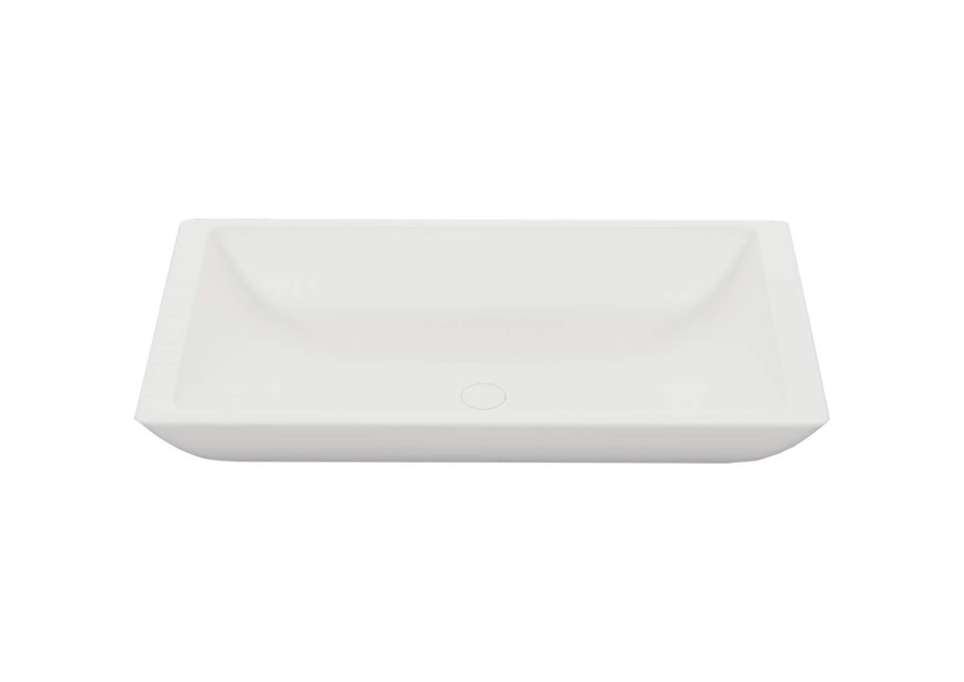 Taimir supportive countertop Glacier White